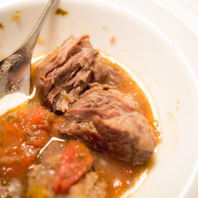 ほろほろトロトロ♪ #肉 #beef #インゲン #stringbeans #シチュー #stew #家飲み #晩ごはん #dinner #晩酌 #おうちごはん #デリスタグラマー #beautifulcuisines #クッキングラム #テーブルフォト #料理好きな人と繋がりたい