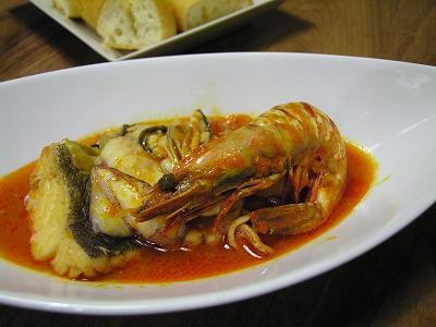 海鮮イタリアン鍋