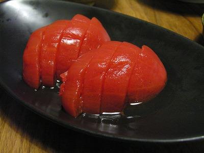 トマト浅漬け