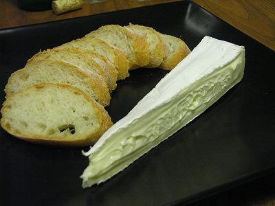 パンとブリー