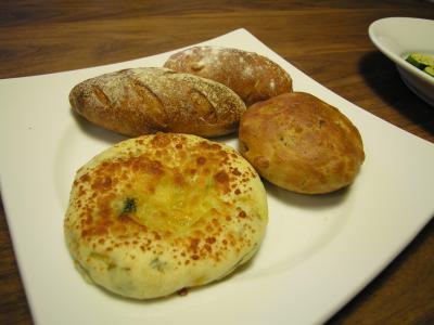 パン・カンテのパン