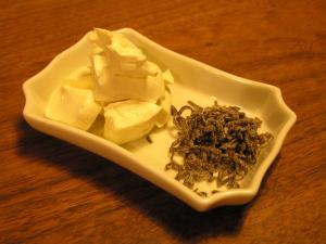 クリームチーズ×塩こんぶ