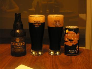 コエド&東京ブラック