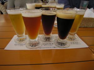 5種飲み比べ