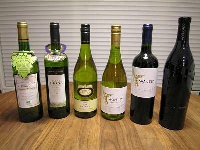 ワイン祭購入ワイン