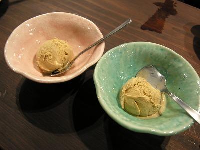 ウーロン茶アイス