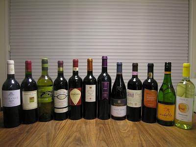 ワイン祭購入ワイン♪