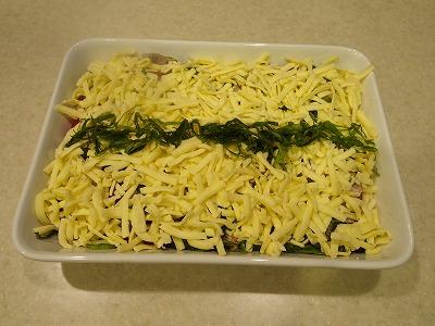 夏野菜とツナのオーブン焼き